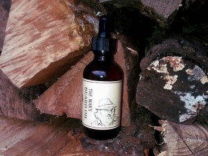 The Man's Beard Oil
