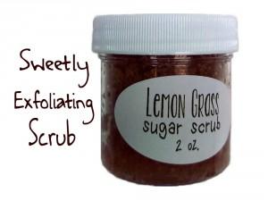 Sugar Scrub